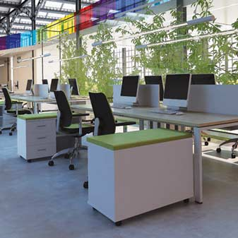 Charming Open Office Systems