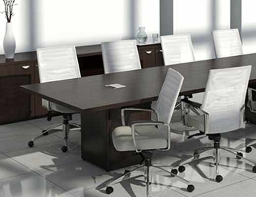 Conference Tables Carmel Furniture - Conference table chairs with wheels